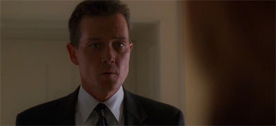 Jeez, Doggett. Were you really THAT panicked about a show with Mulder and Scully?