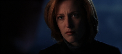 Just in case you missed it, Gillian Anderson is phenomenal this episode.