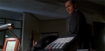 It's destiny calling, John Doggett. Will you accept the charges?