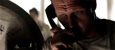 John Doggett phone home.