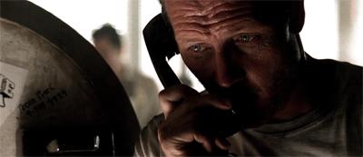John Doggett phone home.