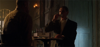 """Damn fine cup of coffee."""