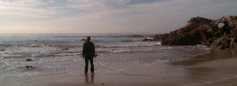 The old man and the sea...