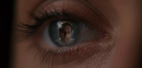 Mulder cameo.