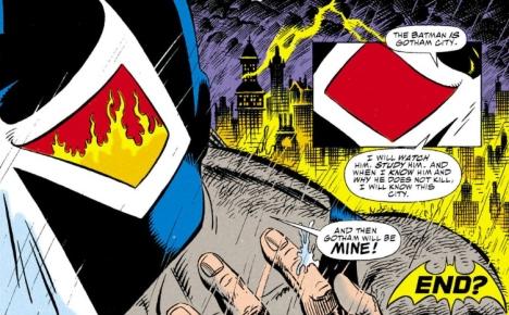 Resultado de imagem para revenge of bane