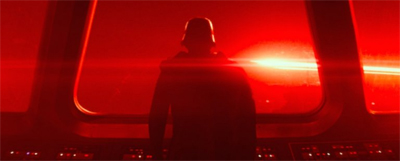 Red sky for a Jedi knight...
