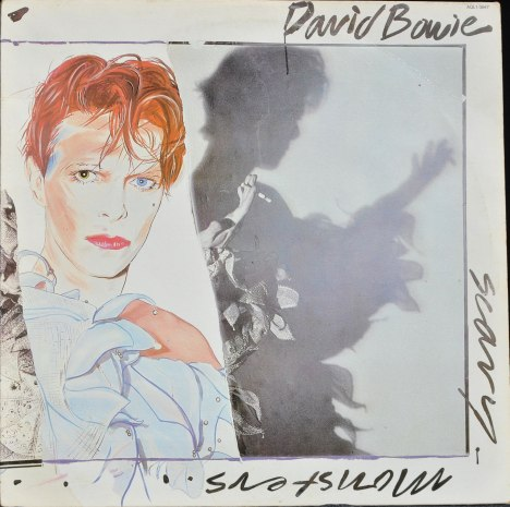 bowie-scarymonsters