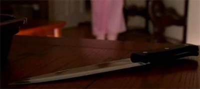 Knife stalker...