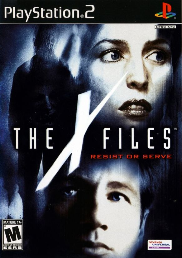 The X Files Resist Or Serve Review