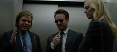 Matt Murdock happy? This does not bode well.