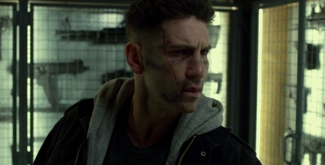 """Let's turn this town into a warzone. A Punisher: Warzone."""