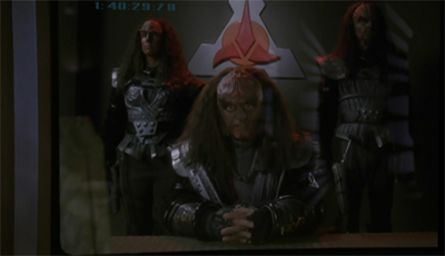 Klingon to power...