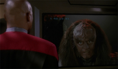 """Whoa. Gowran's eyes really pop in high definition."""