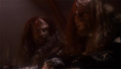 Klingon to power...