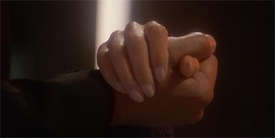 Holding on together.