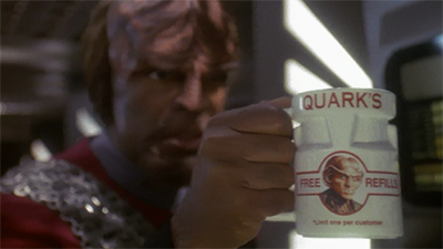 Quark's IS fun!
