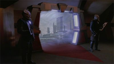 We'll always have Paris. Unless the rebel Jem'Hadar get there first.