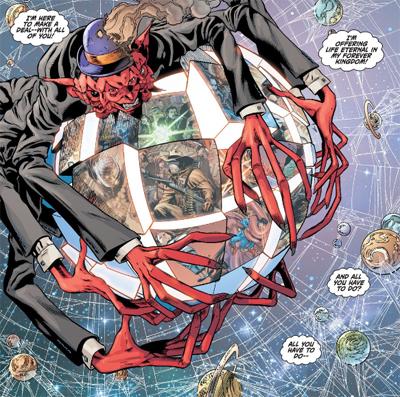 Tangled web...