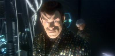 Speaking of The Terminator... Hey kids, it's Brian Thompson!
