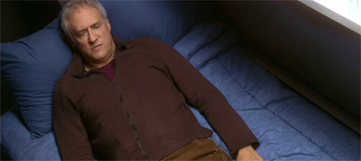 """""""How does Noonien sound as a name for a grandkid? Think I might need to wait for the stigma to wear off?"""""""