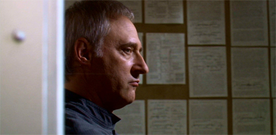 """""""You'll have to excuse me. I was just composing my Lecter notes."""""""