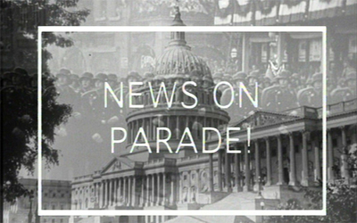The News on Parade Corporation of America presents News on Parade.