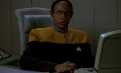 Tuvok will not let Harry's rescue plans disrupt his One True Pairing.
