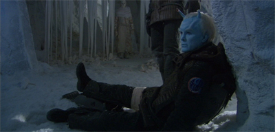 Shran might end up sitting this one out.
