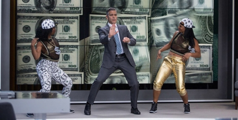 Money talks. It can also dance.