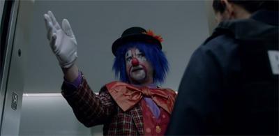No clownin'...