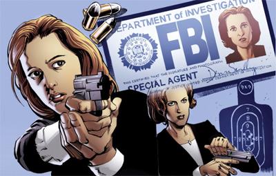 Agent of change.