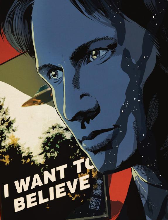 The X Files Season 10 IDW 19 20 G 23 Review
