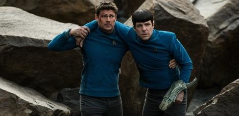 He ain't heavy, he's my Vulcan.