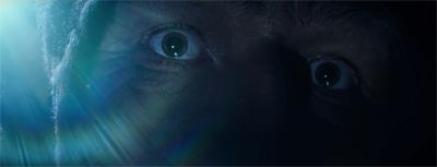 Big eyes.