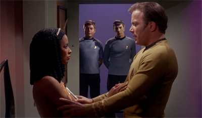 Starfleet General Order #3: No Diplomats to be Left Unaccompanied in the Presence of James Tiberius Kirk.