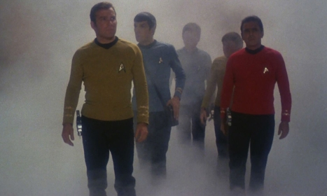Men of mist-ery.