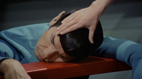 """Check out the big brain on Spock!"""