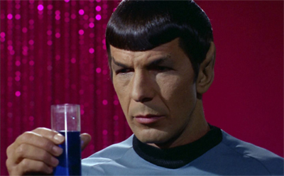 Drinking the Romulan Kool Aid.