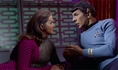 Romancing the Romulans.