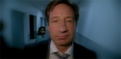 Mulder's in a bit of a funk.