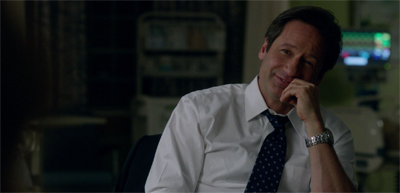 Oh, Mulder, you lovable scamp.