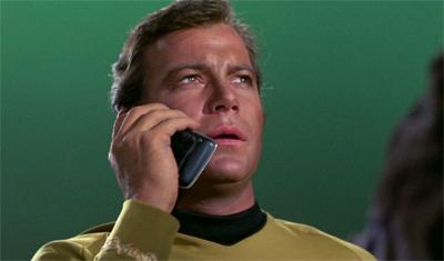 Kirk's peace of mind.