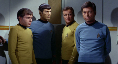 McCoy was really bitter about Kirk's decision to include Chekov in their banter sessions.