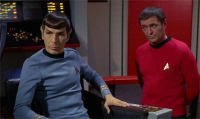 Ambassador Spock.