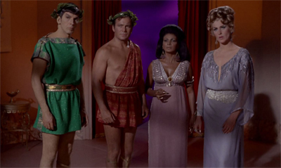 It is reassuring to know that the Theiss Titilation Thesis applied as much to male cast members.