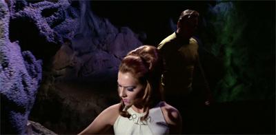 Keeping Kirk in the dark.
