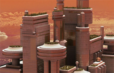 The Bespin laid plans...
