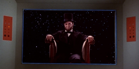 Holy space!Lincoln...!