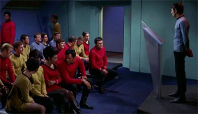 """""""Star Trek is dead. Long live Star Trek."""""""