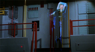 The haunting of the Enterprise.